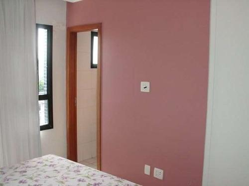 apartamento nascente 2 quartos suítes 70m2 no rio vermelho - fat137 - 4496645