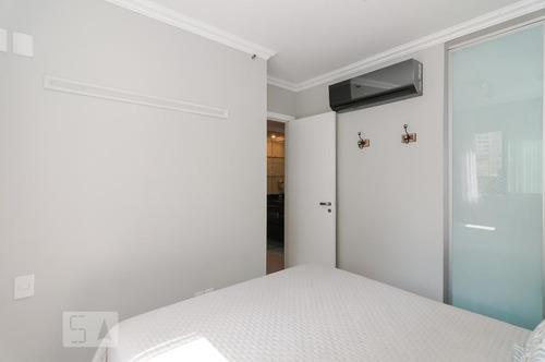apartamento no 1º andar mobiliado com 1 dormitório e 1 garagem - id: 892960625 - 260625