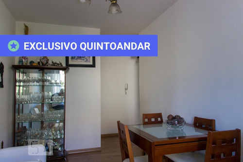 apartamento no 1º andar mobiliado com 2 dormitórios e 1 garagem - id: 892953717 - 253717