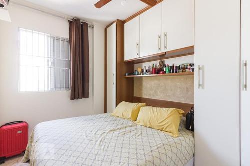 apartamento no 1º andar mobiliado com 2 dormitórios e 1 garagem - id: 892954714 - 254714