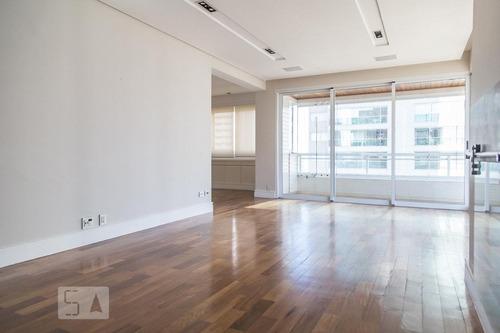 apartamento no 10º andar com 3 dormitórios e 4 garagens - id