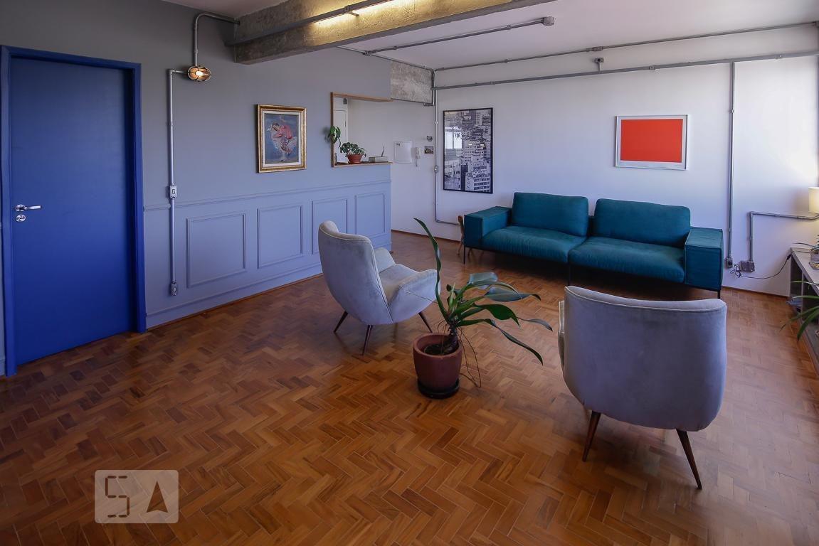 apartamento no 11º andar mobiliado com 1 dormitório e 1 garagem - id: 892969561 - 269561