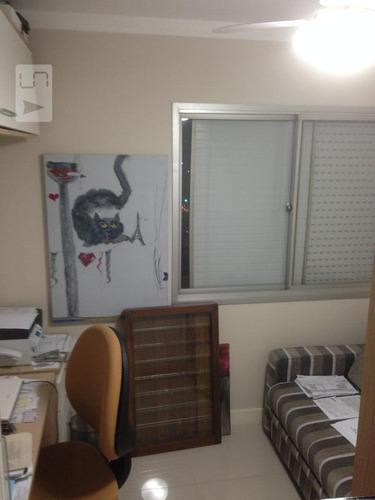 apartamento no 11º andar mobiliado com 2 dormitórios e 1 gar