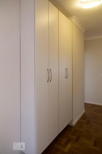 apartamento no 12º andar com 3 dormitórios e 2 garagens - id