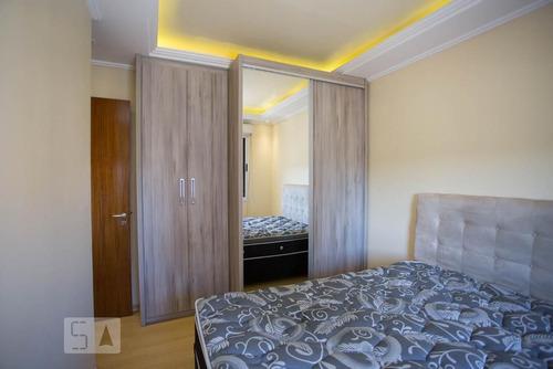 apartamento no 12º andar mobiliado com 2 dormitórios e 1 garagem - id: 892952655 - 252655
