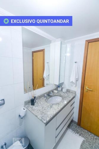 apartamento no 12º andar mobiliado com 3 dormitórios e 3 garagens - id: 892958106 - 258106