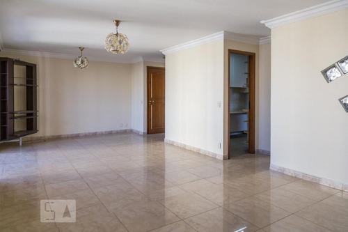 apartamento no 13º andar com 3 dormitórios e 3 garagens - id