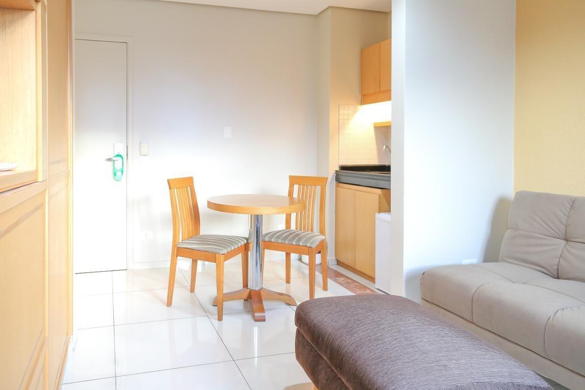 apartamento no 13º andar mobiliado com 1 dormitório e 1 garagem - id: 892865922 - 165922