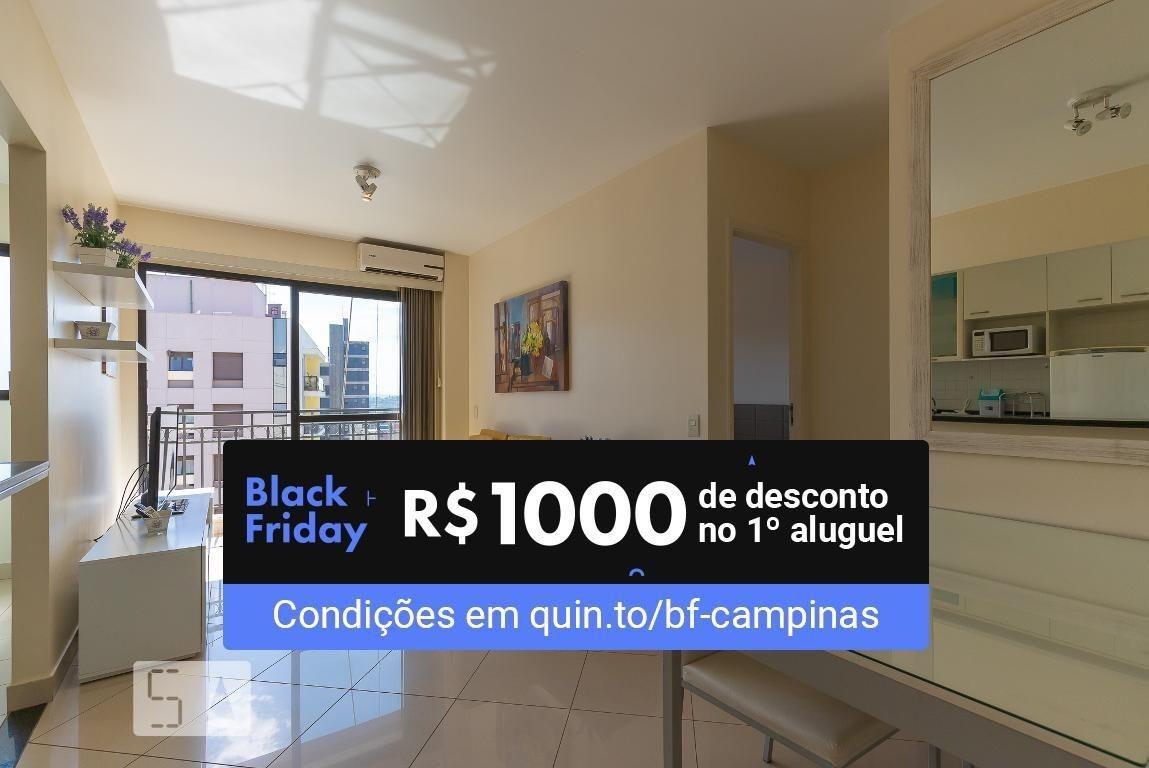 apartamento no 14º andar mobiliado com 1 dormitório e 1 garagem - id: 892969680 - 269680