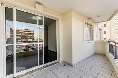 apartamento no 15º andar com 3 dormitórios e 2 garagens - id