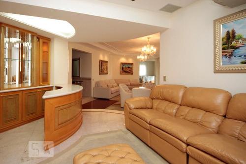 apartamento no 15º andar mobiliado com 3 dormitórios e 4 garagens - id: 892818055 - 118055