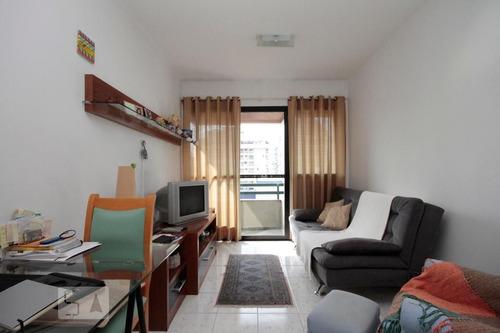 apartamento no 16º andar mobiliado com 1 dormitório e 1 garagem - id: 892952168 - 252168