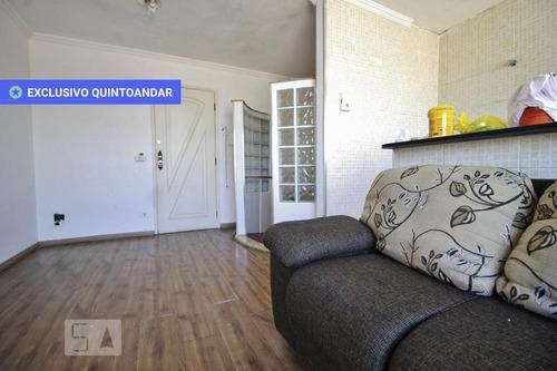 apartamento no 17º andar mobiliado com 1 dormitório e 2 garagens - id: 892839938 - 139938