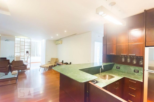 apartamento no 17º andar mobiliado com 2 dormitórios e 3 garagens - id: 892959433 - 259433