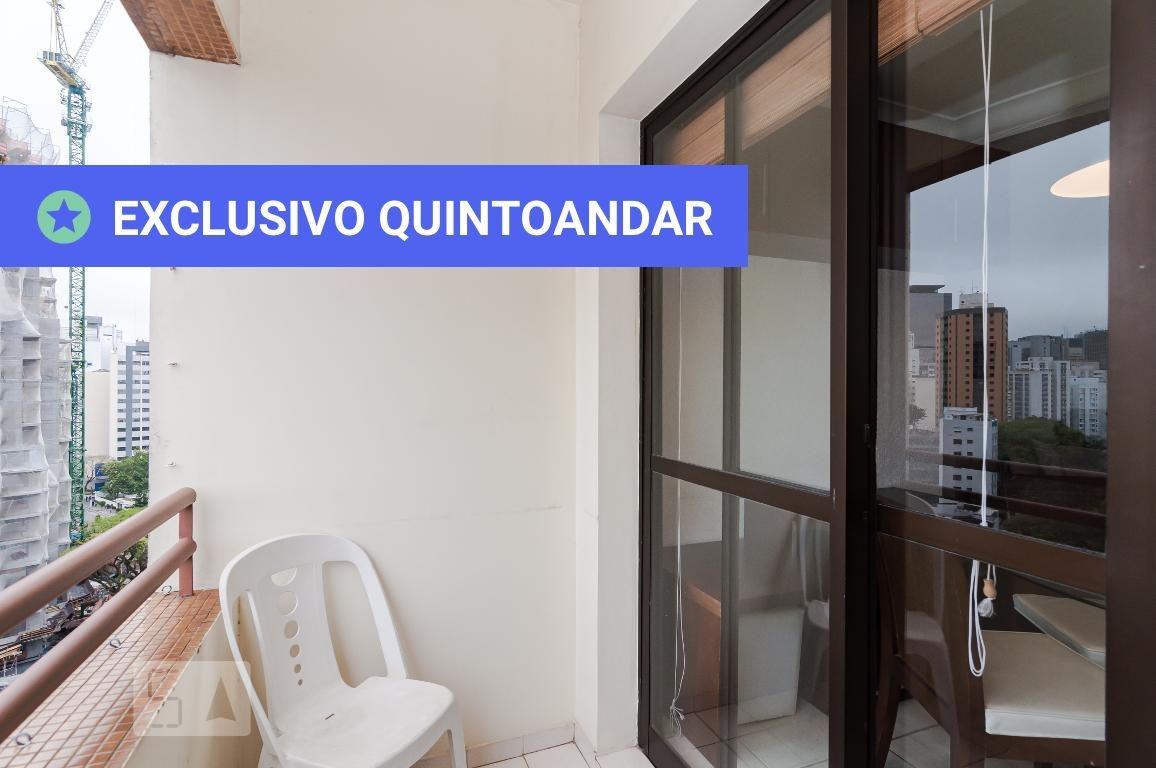 apartamento no 19º andar mobiliado com 2 dormitórios e 1 garagem - id: 892967879 - 267879