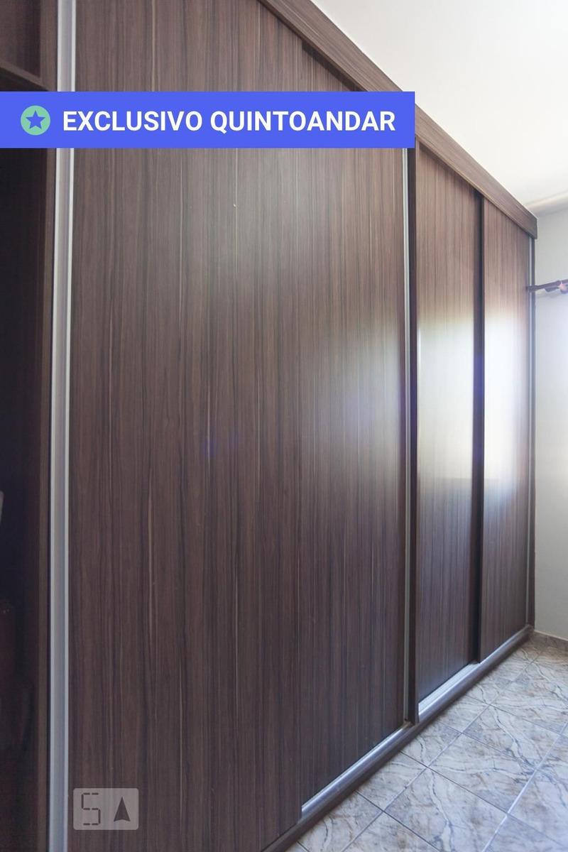 apartamento no 2º andar com 1 dormitório e 2 garagens - id: 892969207 - 269207