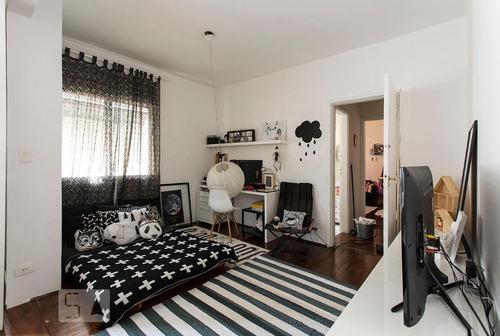 apartamento no 2º andar com 3 dormitórios e 1 garagem - id: