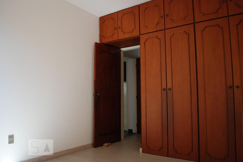 apartamento no 2º andar com 4 dormitórios e 2 garagens - id:
