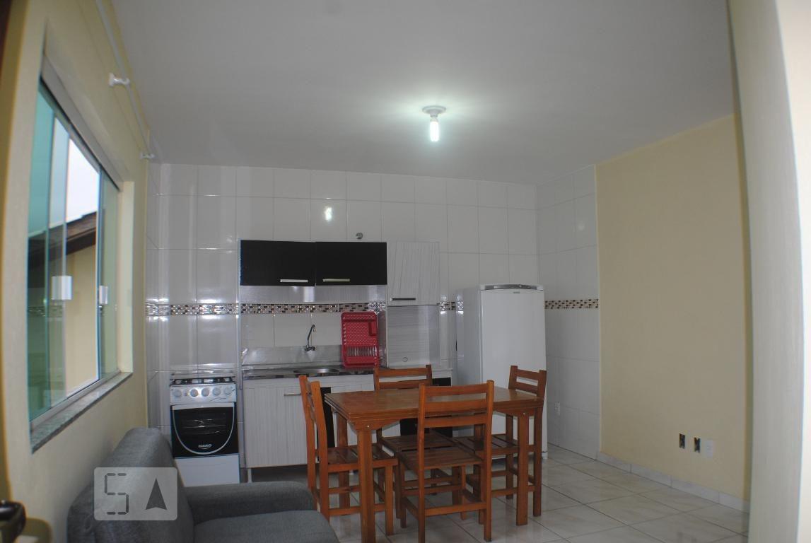 apartamento no 2º andar mobiliado com 1 dormitório e 1 garagem - id: 892957513 - 257513