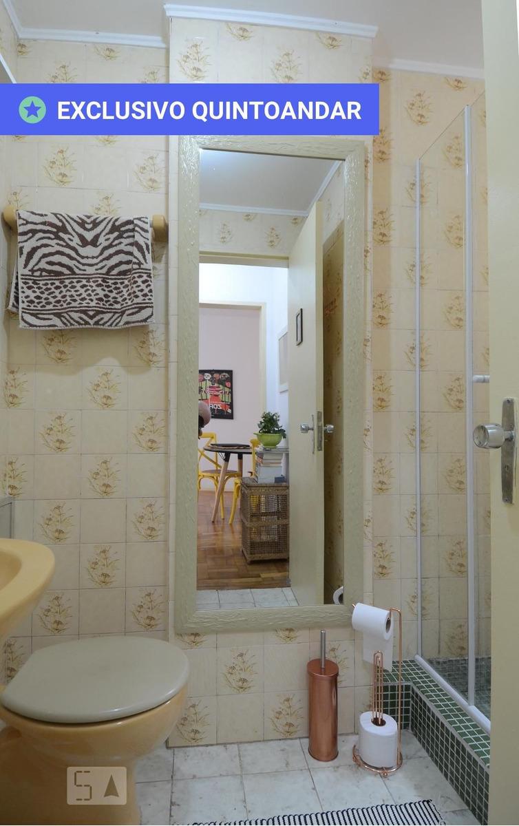 apartamento no 2º andar mobiliado com 1 dormitório - id: 892987350 - 287350
