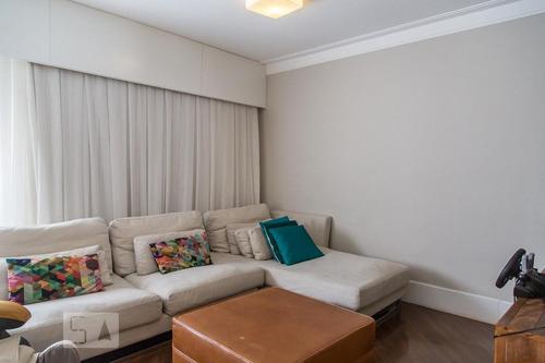 apartamento no 2º andar mobiliado com 2 dormitórios e 2 gara