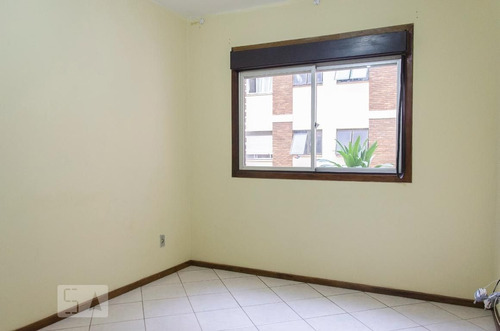 apartamento no 2º andar mobiliado com 2 dormitórios - id: 892918365 - 218365