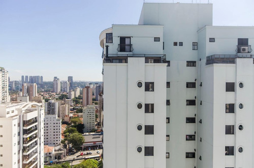 apartamento no 21º andar com 3 dormitórios e 3 garagens - id
