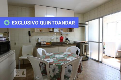 apartamento no 3º andar com 3 dormitórios e 2 garagens - id: 892956618 - 256618
