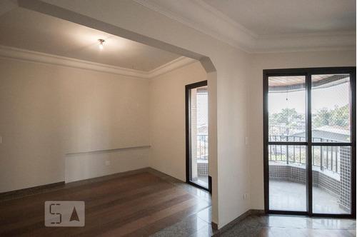 apartamento no 3º andar com 3 dormitórios e 3 garagens - id: