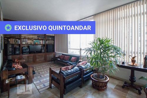 apartamento no 3º andar com 4 dormitórios e 2 garagens - id: 892959968 - 259968