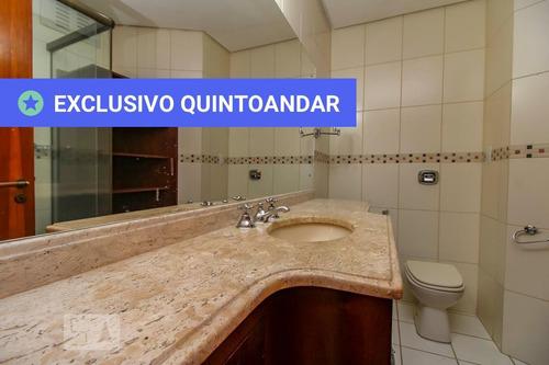 apartamento no 3º andar mobiliado com 2 dormitórios e 1 garagem - id: 892954288 - 254288