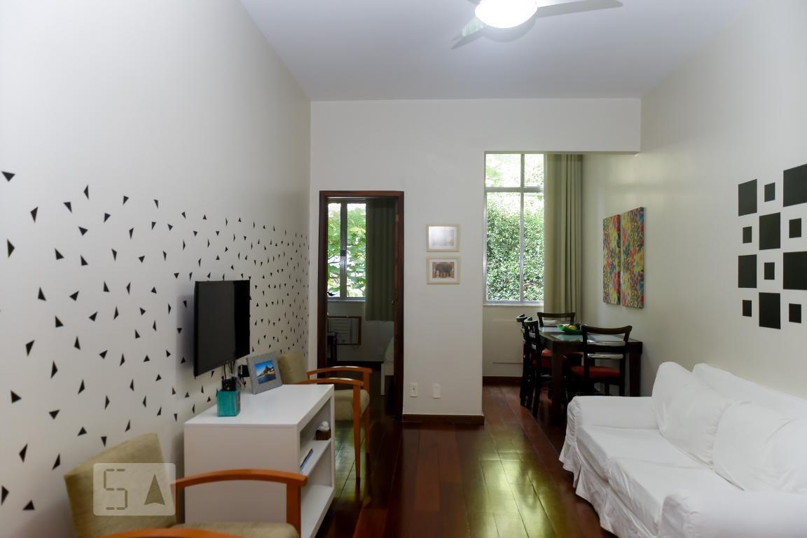 apartamento no 3º andar mobiliado com 2 dormitórios e 1 garagem - id: 892973356 - 273356