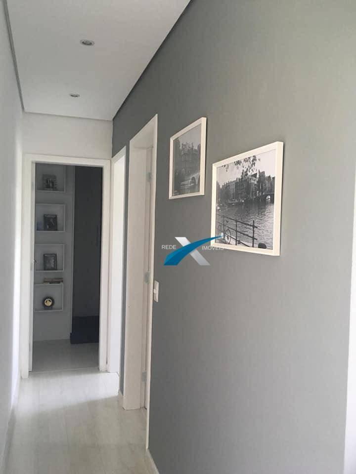 apartamento no 3º andar na vila mogilar, condomínio único moig - ap5018
