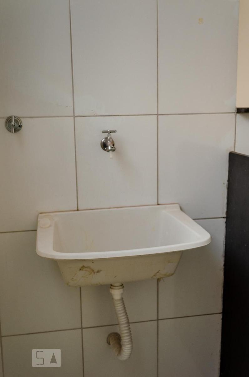 apartamento no 4º andar com 2 dormitórios e 1 garagem - id: 892951994 - 251994