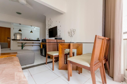 apartamento no 4º andar mobiliado com 1 dormitório e 1 garagem - id: 892912135 - 212135
