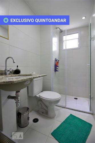 apartamento no 4º andar mobiliado com 2 dormitórios e 1 garagem - id: 892918393 - 218393