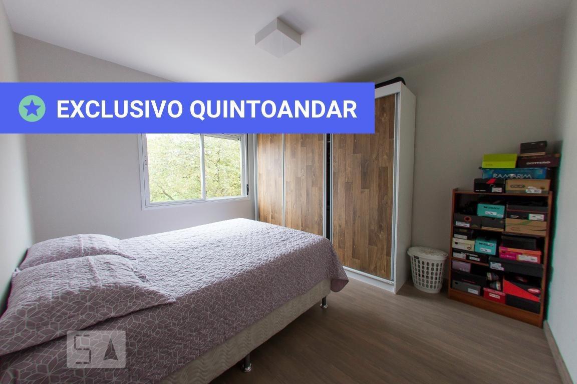 apartamento no 4º andar mobiliado com 2 dormitórios e 1 garagem - id: 892968867 - 268867