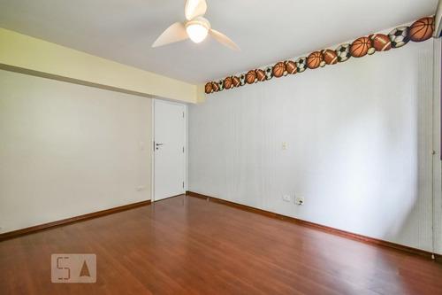 apartamento no 4º andar mobiliado com 3 dormitórios e 2 garagens - id: 892961733 - 261733