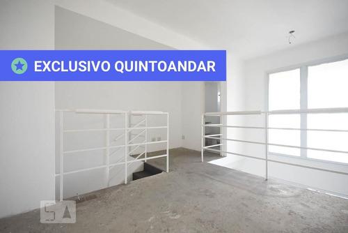 apartamento no 5º andar com 1 dormitório e 1 garagem - id: 892950179 - 250179