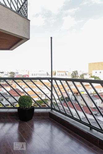 apartamento no 5º andar com 3 dormitórios e 2 garagens - id:
