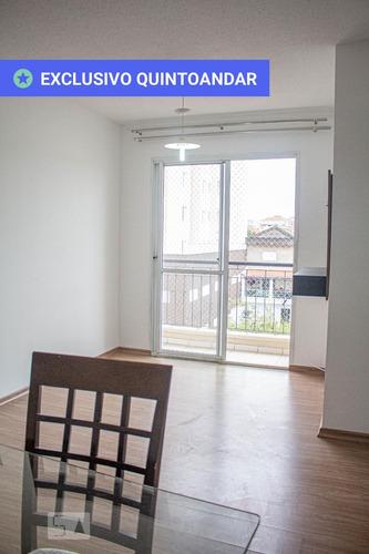 apartamento no 5º andar mobiliado com 2 dormitórios e 1 garagem - id: 892959006 - 259006