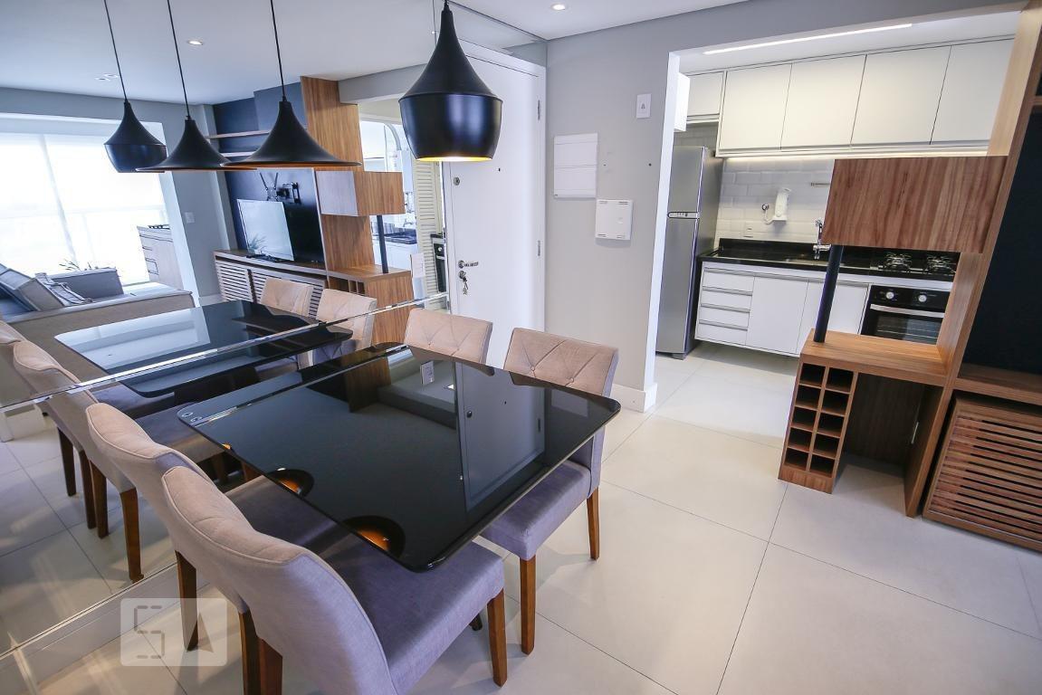 apartamento no 5º andar mobiliado com 2 dormitórios e 1 garagem - id: 892968333 - 268333