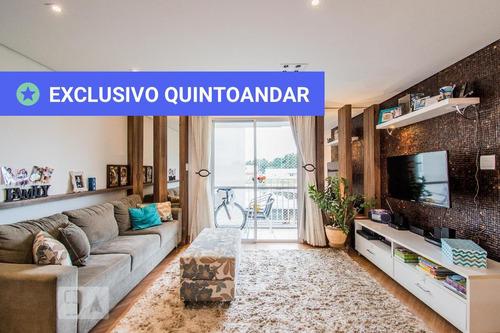 apartamento no 5º andar mobiliado com 3 dormitórios e 2 garagens - id: 892929001 - 229001