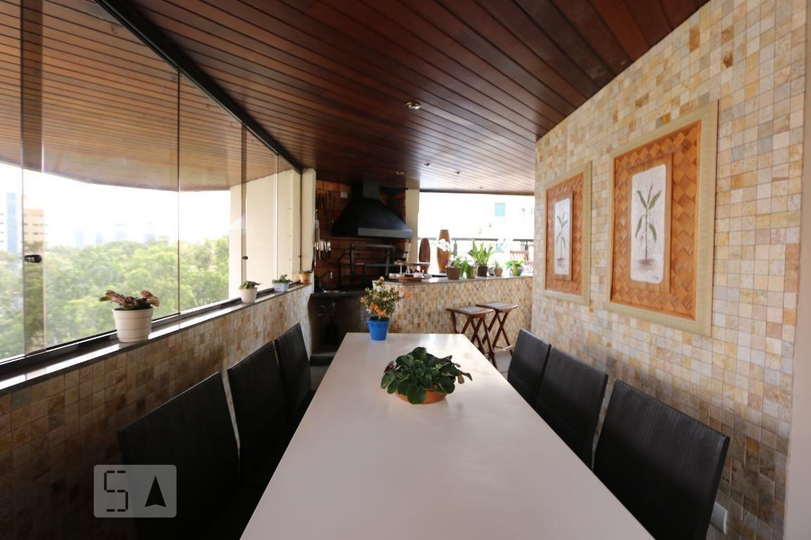 apartamento no 5º andar mobiliado com 3 dormitórios e 3 garagens - id: 892974437 - 274437