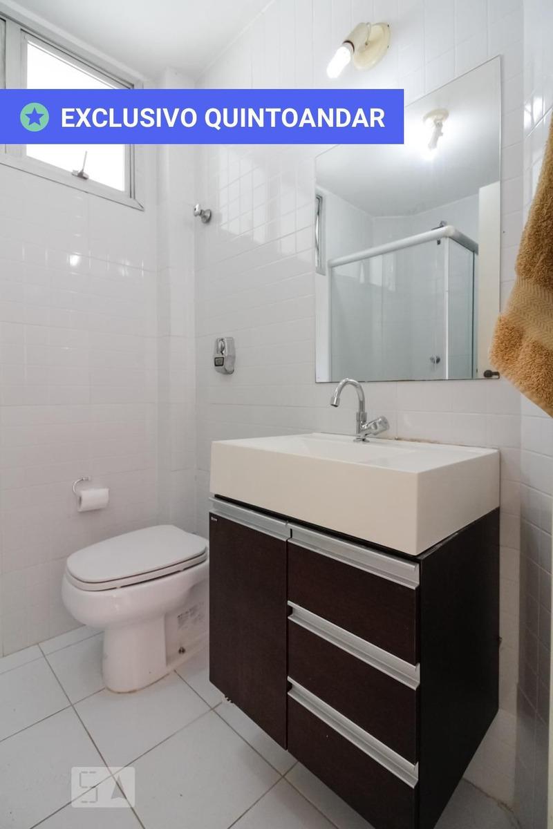 apartamento no 6º andar com 3 dormitórios e 1 garagem - id: 892968434 - 268434