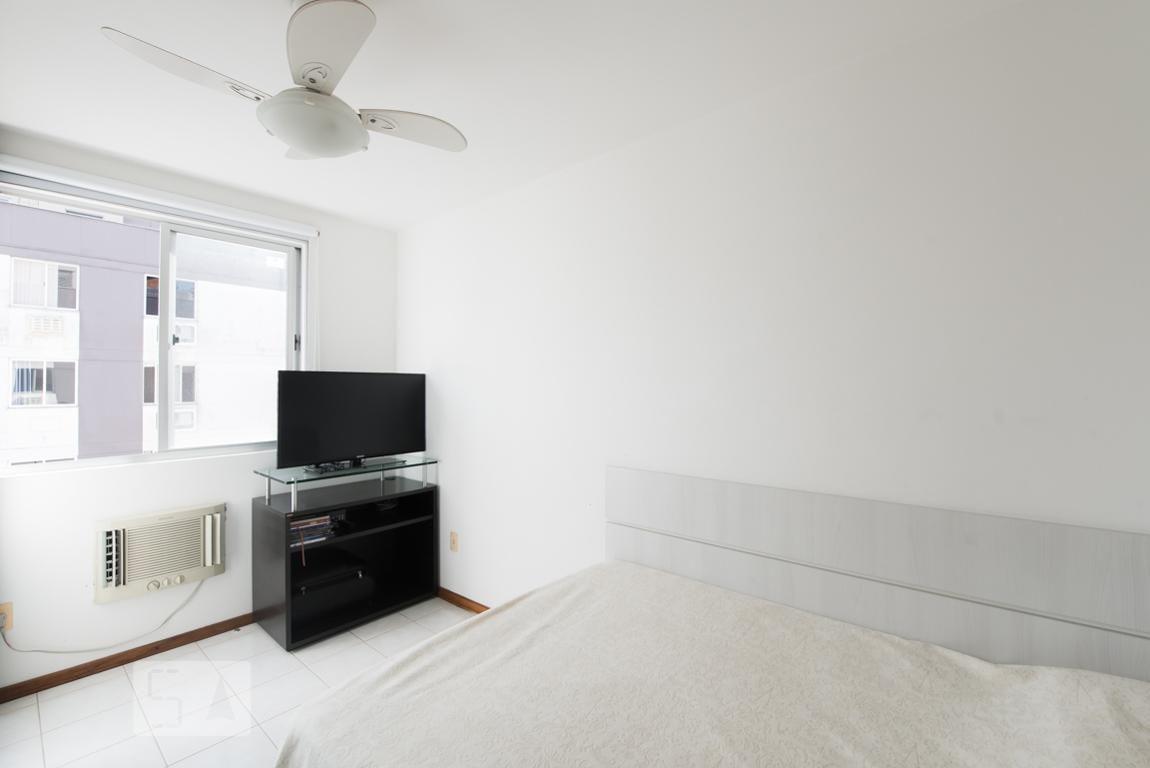 apartamento no 6º andar mobiliado com 2 dormitórios e 1 garagem - id: 892907641 - 207641