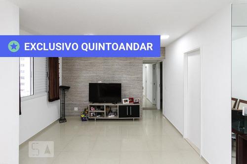 apartamento no 6º andar mobiliado com 2 dormitórios e 2 garagens - id: 892952264 - 252264