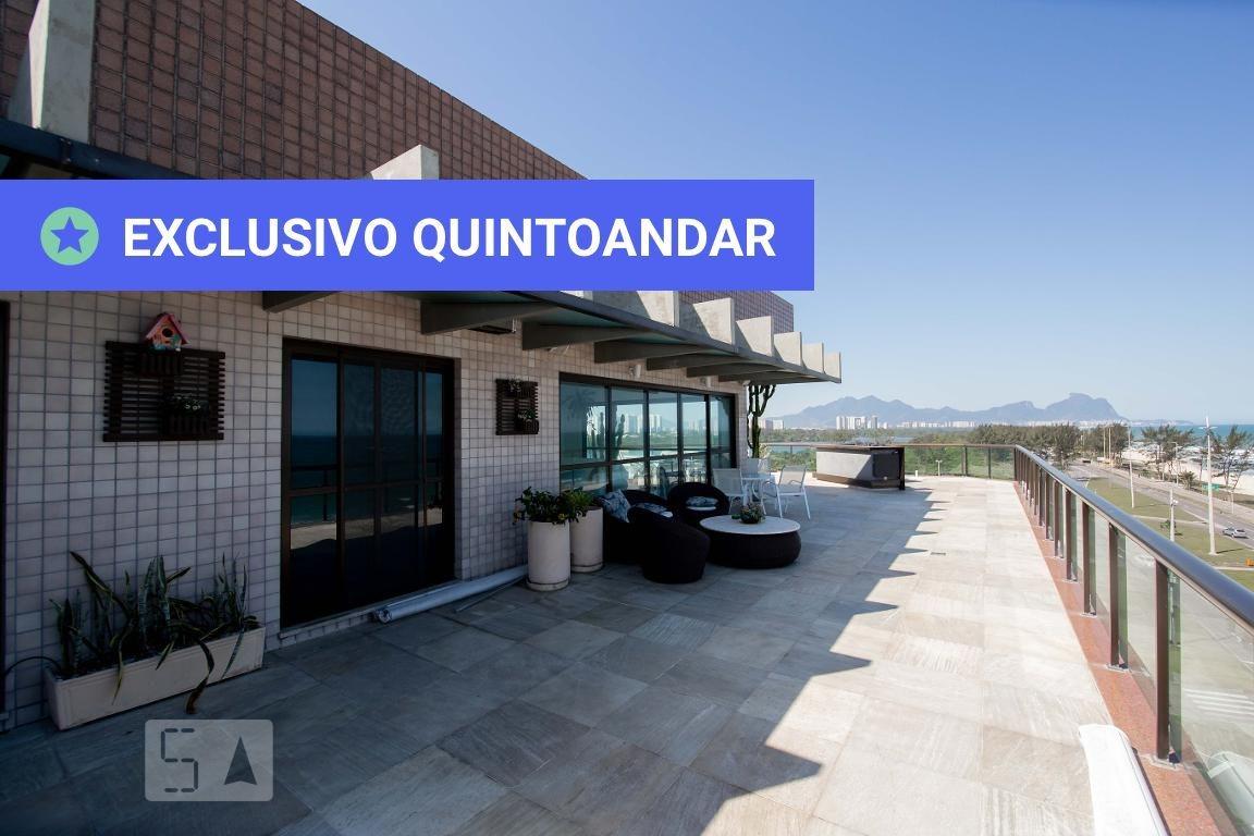 apartamento no 6º andar mobiliado com 2 dormitórios e 2 garagens - id: 892970603 - 270603