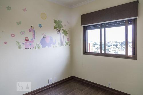 apartamento no 7º andar com 3 dormitórios e 3 garagens - id: