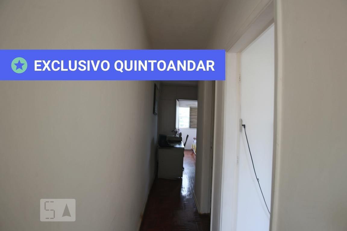 apartamento no 7º andar mobiliado com 1 dormitório - id: 892973872 - 273872